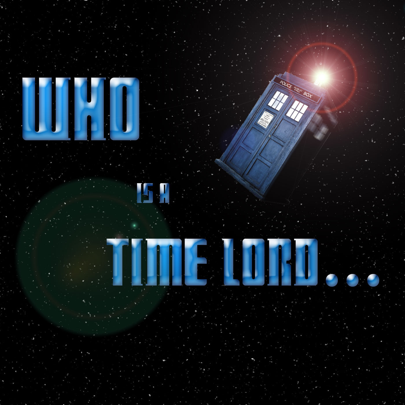 Who is a Time Lord...