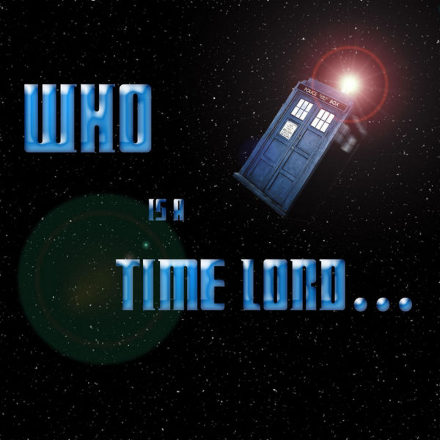 <![CDATA[Who is a Time Lord...]]>